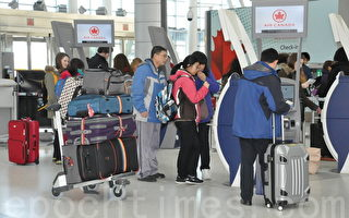 防武汉肺炎 加拿大三机场将进行筛查