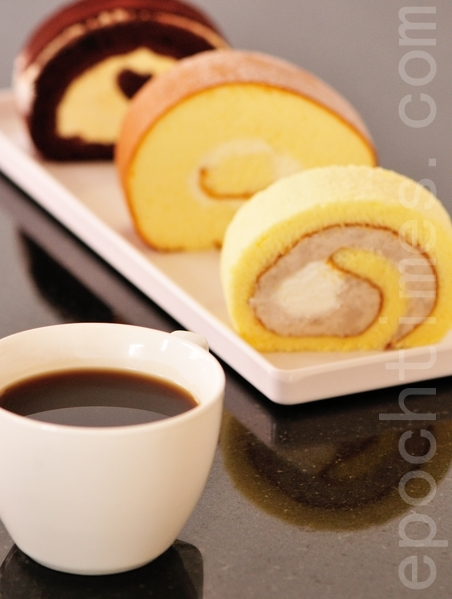 醇厚浓郁,高贵不贵的洋菓甜品,值得用心、用味蕾细细品味。(李佩璟/大纪元)
