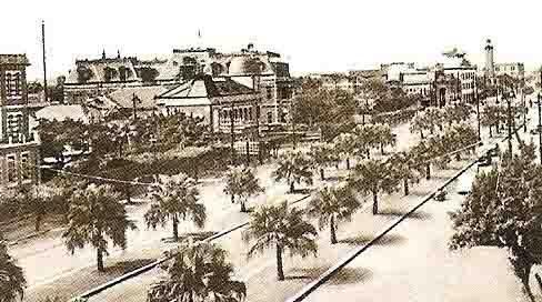 台北市區三線道(圖片提供:tony)