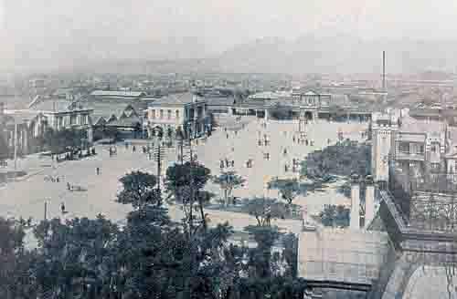台北市(車站附近)(圖片提供:tony)