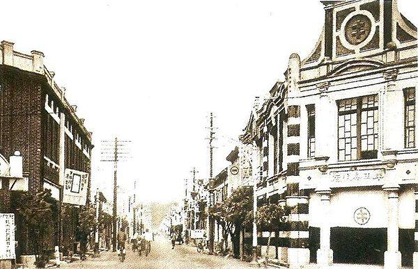 基隆市區(義重町通)(圖片提供:tony)