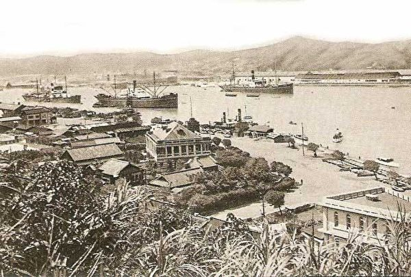 基隆港(圖片提供:tony)