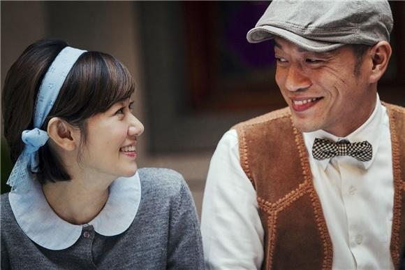 林君陽執導的《大橋頭的戀愛夢》劇照。(海鵬提供)