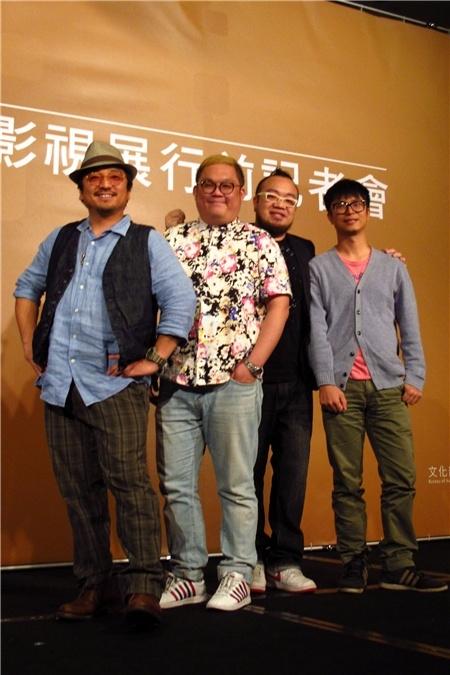 「台北愛情捷運」系列電影將由葉天倫等6位台灣新生代導演執導。(海鵬提供)