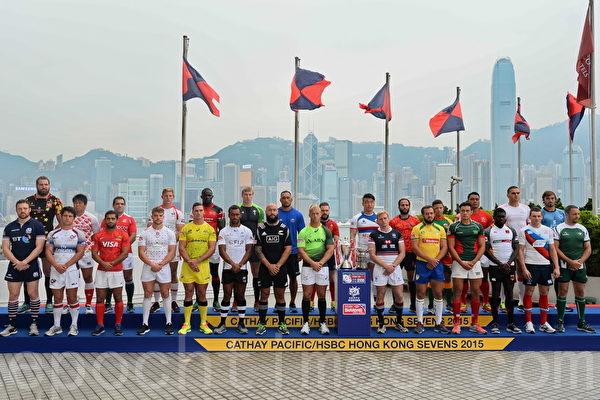香港國際七人欖球賽 料吸12萬人次