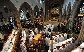 身故5世纪 英王理查三世正式下葬