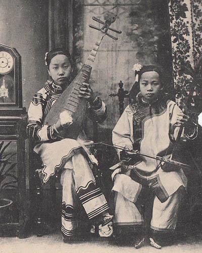 台湾艺妓(图片提供:tony)