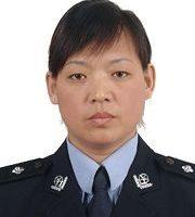 崔會芳女士,佳木斯市勞動教養管理所退休警察,現修煉法輪功(明慧網)