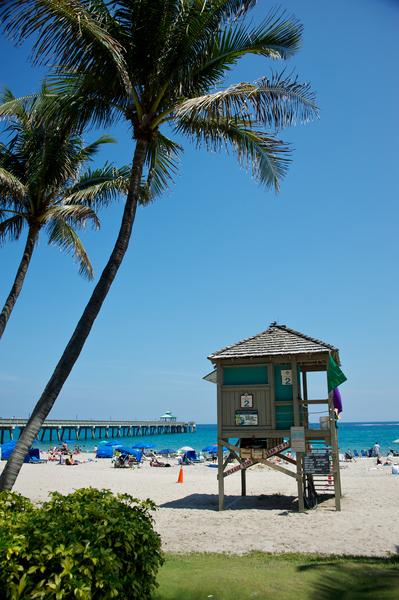 佛罗里达州迈阿密海滩。(Fotolia)