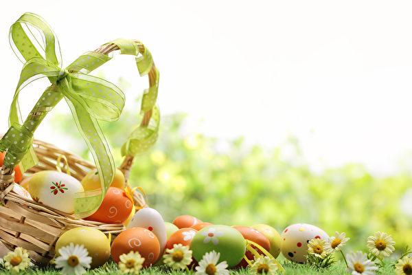 复活节(Pâques)是由来已久的传统宗教节日。图为复活节彩蛋 (Fotolia.com)