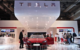 跨入电池领域被肯定 Tesla股价大涨6%