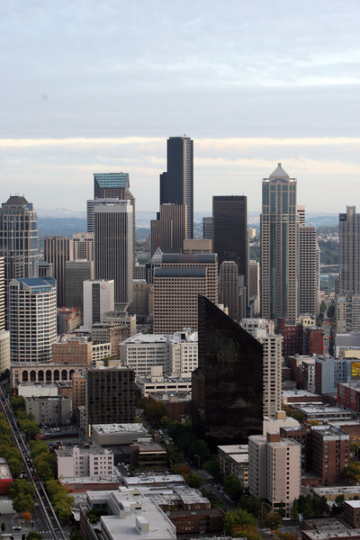 西雅图(Seattle)。(Fotolia)