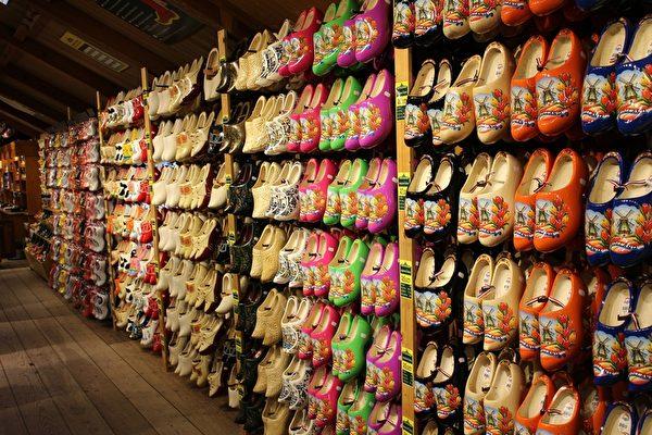 荷蘭木底鞋(pixabay)