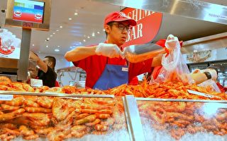 長週末第一天 悉尼魚市場清晨開市迎購物高峰