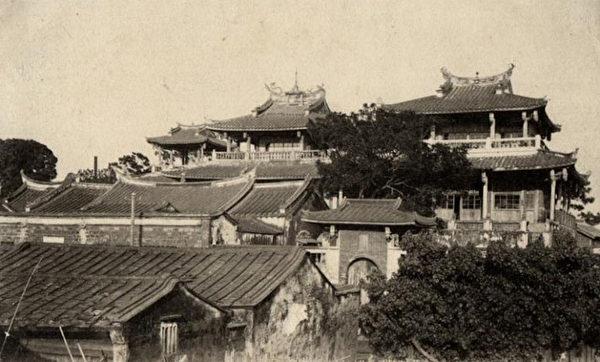 台南赤崁樓。 (圖片提供:tony)