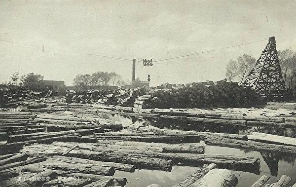 嘉義管林所製材工場。(圖片提供:tony)
