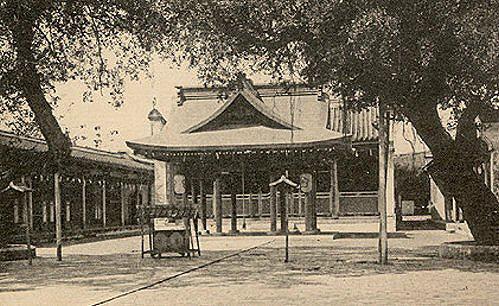開山神社(今延平郡王廟)(圖片提供:tony)