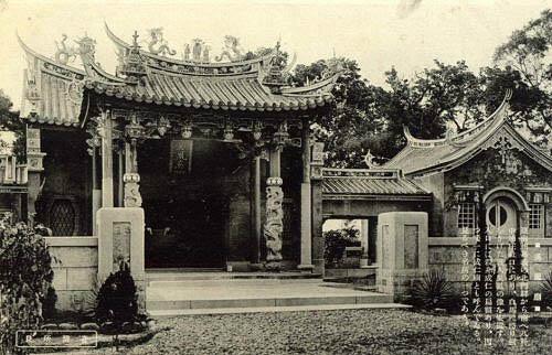 吳鳳廟(圖片提供:tony)