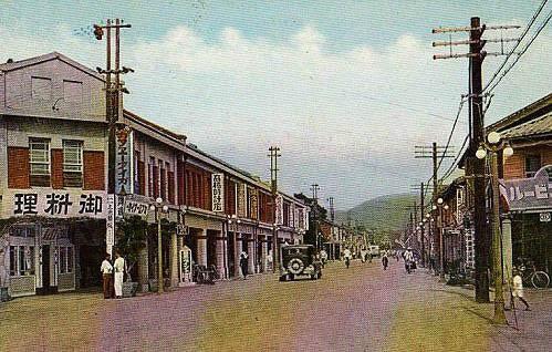 嘉義市街(圖片提供:tony)
