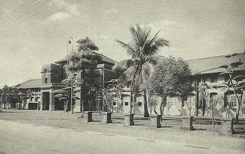 嘉義市役所(嘉義市公所)(圖片提供:tony)