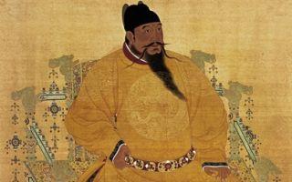 《明史》上說明成祖「智勇有大略」,「智慮絕人,酷類先帝」。(維基百科公共領域)