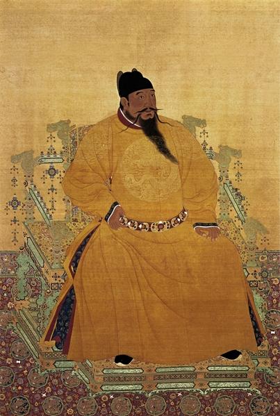 """《明史》上说明成祖""""智勇有大略"""",""""智虑绝人,酷类先帝""""。(维基百科公共领域)"""