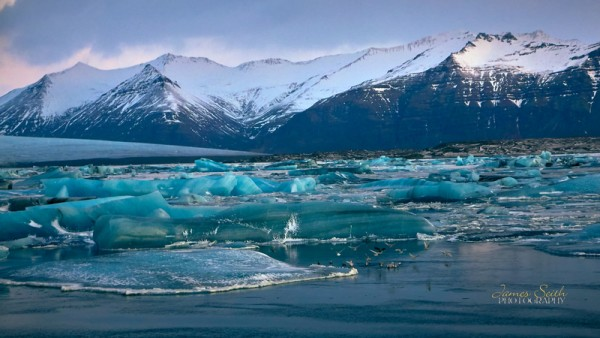 冰岛冬天(Jim/Flickr)