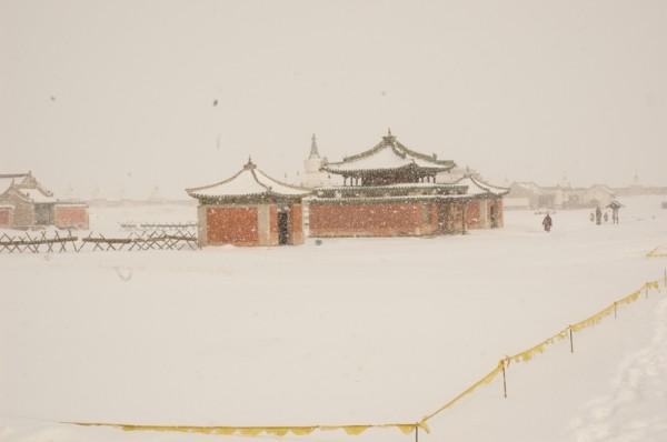 蒙古冬天(Honza Soukup/Flickr)