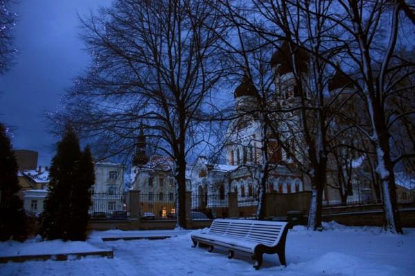 爱沙尼亚冬天(Jaanus Silla/Flickr)