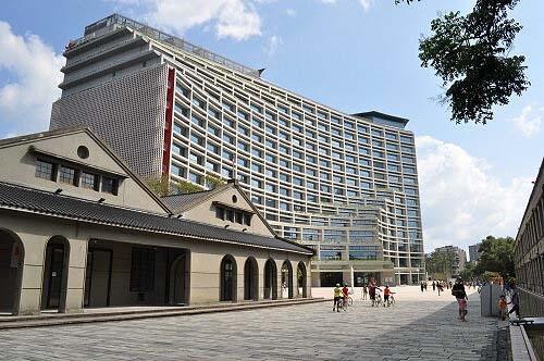 台北文創大樓(圖片提供:tony)