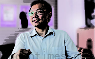 慈善企业化 吴铭杰:我不开始谁去开始