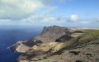 拿破仑度过人生最后时光的圣赫勒拿岛。(AFP)