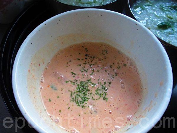泡菜豆浆汤(家和/大纪元)