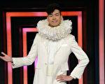 陳大天將在台視live直播益智節目《萬萬沒想到》當「白護法」。(台視提供)
