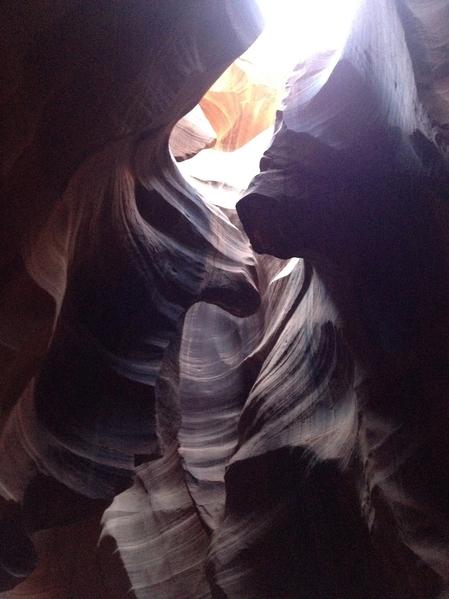 美西羚羊峡谷(梅溪子/大纪元)