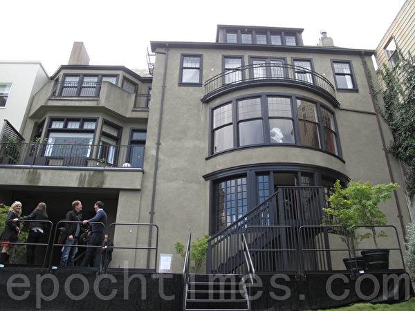 2015旧金山家居装饰展。(李文净/大纪元)