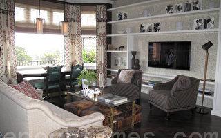 组图:旧金山家居装饰展 古朴风味再现
