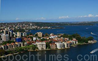 澳洲房產市場分化 珀斯倒退悉尼重振