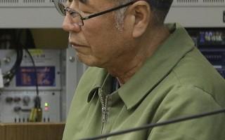 韓國上訴法庭28日謀殺罪判決「世越號」船長李俊錫終身監禁。(Ahn Young-joon/AFP)