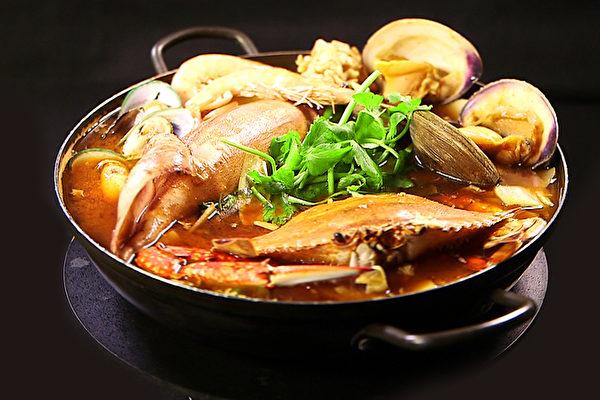 """""""山""""餐厅——40年韩国料理"""