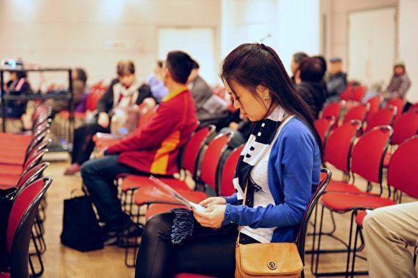 中国留美学生毕业后出路不一定顺遂。(景浩/大纪元)