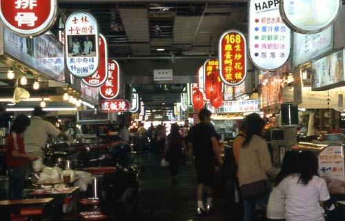 台北市士林夜市。(冠群/交通部观光局提供)