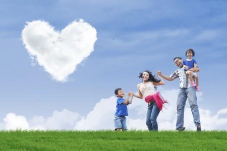 爱是人生的必需品,人生有爱,才会完整。(fotolia)