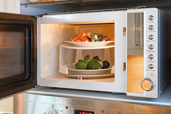 微波爐除了熱食物之外還有很多其他用途,可以讓你的生活更輕鬆。(fotolia)