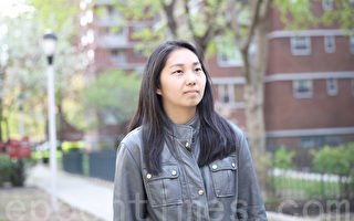 皇后区华裔李乃萱(Evelyn Lee)的短片入围戛纳。(钟鸣/大纪元)