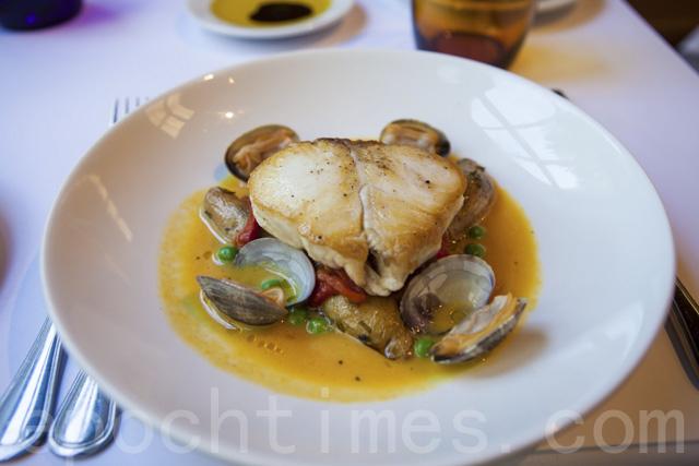 魚料理(許心如/大紀元)