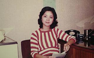 """有""""邓丽君日本的欧多桑""""之称、现任""""邓丽君文教基金会""""的董事舟木稔表示,1973年去香港说服邓丽君到日本歌坛发展。图为1973年首度见邓丽君时的照片(舟木稔提供/中央社)"""
