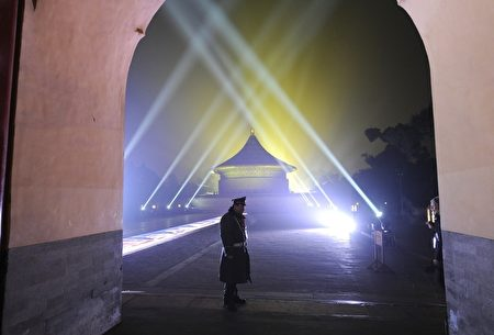 無論是公佈郭伯雄案,還是抓捕江澤民和曾慶紅,都已經是「弦上之箭,不得不發」的事情了。(AFP)