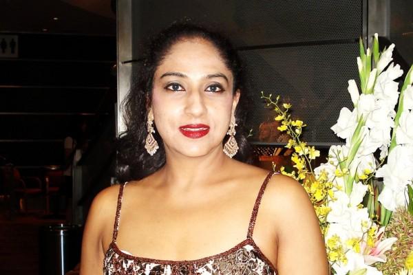 """悉尼印度社区著名宝莱坞民族舞蹈家Jyoti Bhardwaj Dixit,于2015年2月7日晚,在悉尼帝苑剧场,第六次观看了神韵艺术团的演出。""""观看神韵,对我犹如一次精神洗礼。""""(纪芸/大纪元)"""