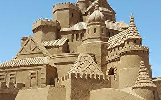 福隆国际沙雕艺术季  玩具童心未泯